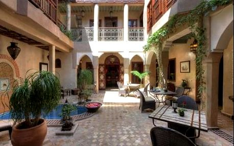 Navštivte Marrakech a poznejte jeho krásy při pobytu v hotelu Riad Zayane Atlas