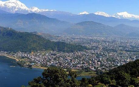 Vánoce a Silvestr v Nepálu