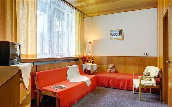 Štrbské Pleso - Hotel FIS, Slovensko, vlastní doprava, snídaně v ceně2