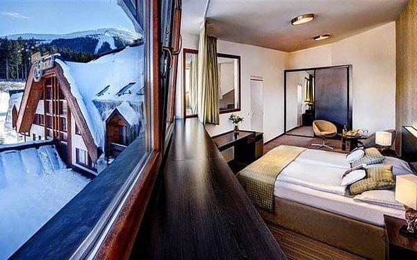 Jasná - Hotel GRAND, Slovensko, vlastní doprava, snídaně v ceně2