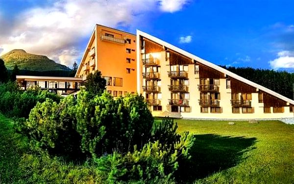 Štrbské Pleso - Hotel FIS, Slovensko