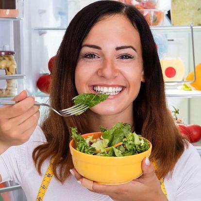 On-line pomoc při hubnutí: týdenní jídelníček na míru