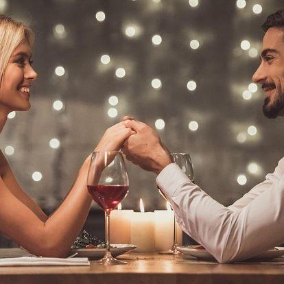 Romantické menu pro dva: prosecco i kuřecí supreme