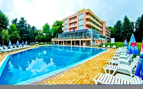 Bulharsko - Sveti Konstantin na 8-10 dnů, all inclusive