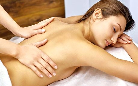 Breussova masáž či masáž lávovými kameny pro ženy