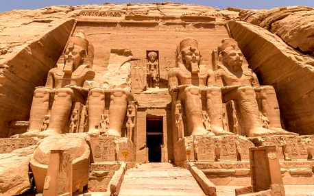 Egypt - Hurghada (oblast) letecky na 15 dnů, polopenze