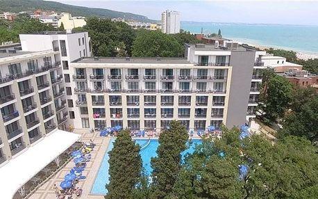 Bulharsko - Zlaté Písky na 8-10 dnů