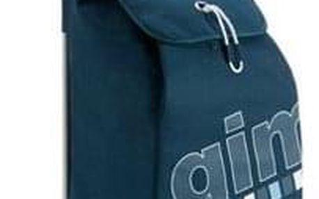 ITALO modrá Gimi nákupní vozík