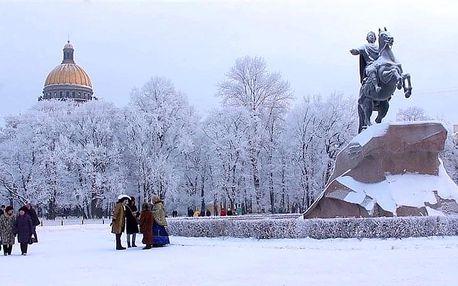 ZIMNÍ PETROHRAD, Rusko