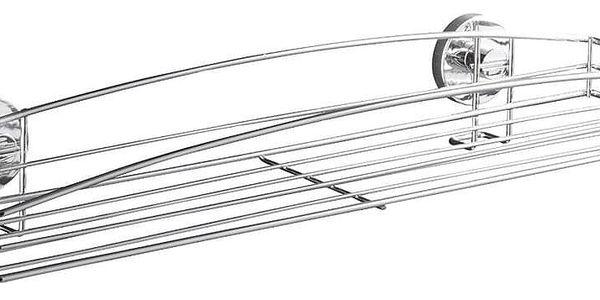 Koupelnová polička,MILAZZO, Vacuum-Loc - chromovaná ocel, WENKO3