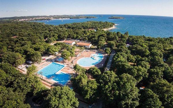 Mobilní domky ADRIATIC KAMP BIJELA UVALA, Chorvatsko, Istrie, Poreč - Zelena Laguna, Istrie, autobusem, bez stravy2