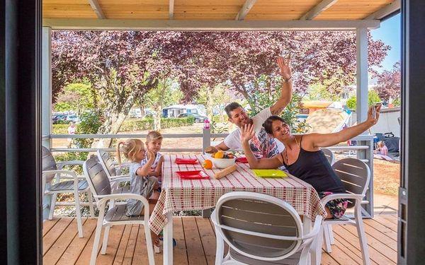 Mobilní domky Adriatic Kamp Umag, Chorvatsko, Istrie, Umag, Istrie, autobusem, bez stravy3