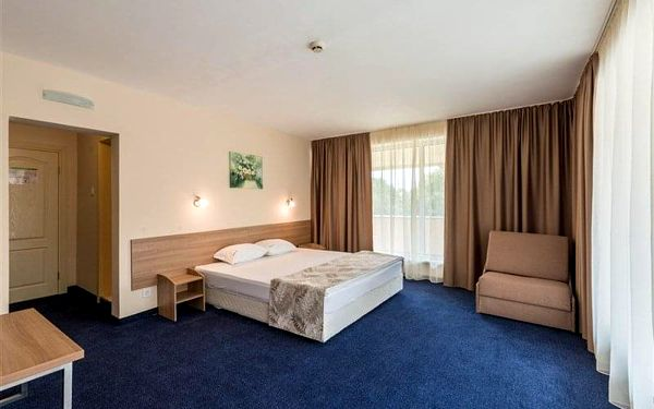 Hotel Gradina, Bulharsko, letecky, all inclusive5