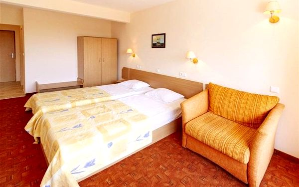 Hotel Vezhen, Bulharsko, autobusem, all inclusive5