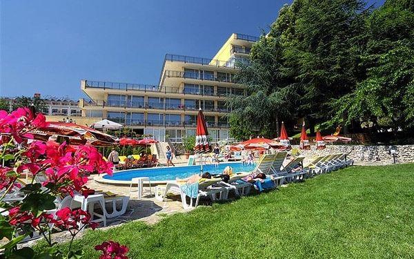 Bulharsko - Zlaté Písky letecky na 8 dnů, all inclusive