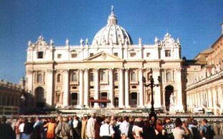 Itálie - Florencie autobusem na 5 dnů, strava dle programu