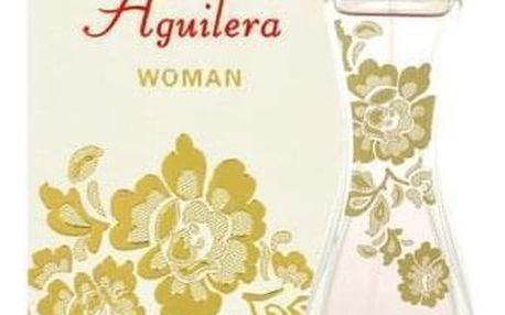 Christina Aguilera Woman 50 ml parfémovaná voda tester pro ženy