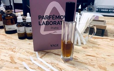 Parfémový workshop
