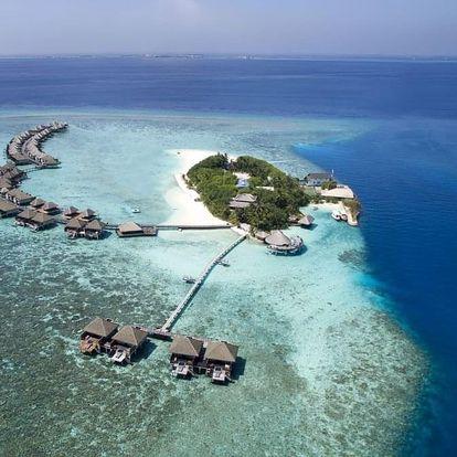Maledivy - South Malé Atoll letecky na 10-12 dnů, all inclusive
