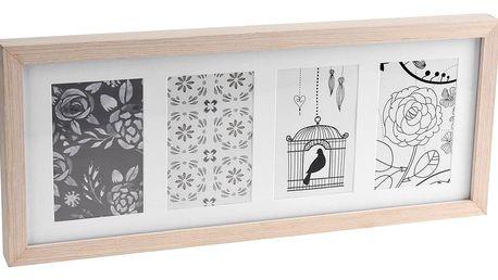Home Styling Collection Fotorámeček na 4 fotky , 10x15 cm