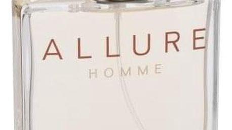 Chanel Allure Homme 100 ml toaletní voda pro muže