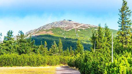 V srdci NP Krkonoše: horská chata Malá Rennerovka s polopenzí a finskou saunou