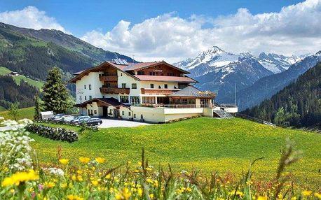 Rodinný pobyt v Rakousku s polopenzí i wellness