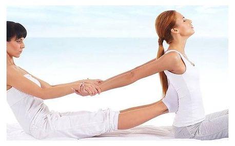 Thajská masáž - víkendový kurz základní thajské masáže Brno 21.3.-22.3.2020
