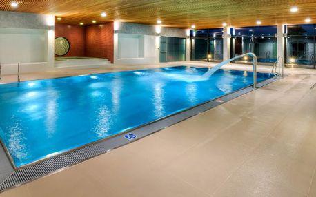 Hotel S-PORT Véska***+ s polopenzí, bazénem a wellness