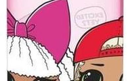 Dětská tritanová láhev s pítkem Lol Surprise 430 ml