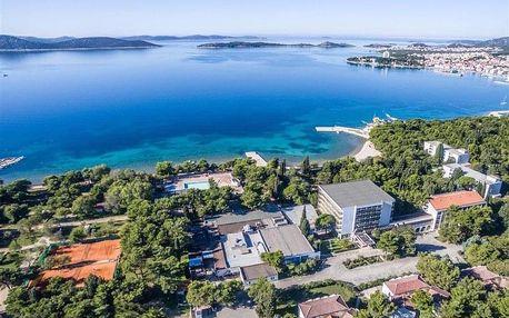 Chorvatsko - Vodice autobusem na 10 dnů, polopenze