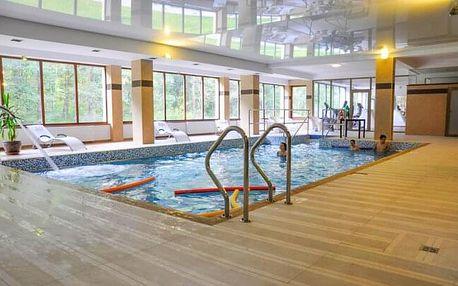 Polsko blízko lázní v Hotelu Mir-Jan SPA *** s neomezeným wellness, masáží a polopenzí v pokoji Premium