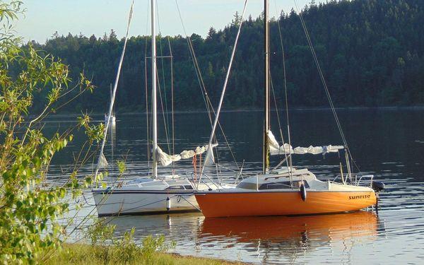 Pronájem jachty Štír, RA Cruiser nebo Jeanneau Flirt na 1 den (bez průkazu VMP)3