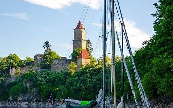 Pronájem jachty Štír, RA Cruiser nebo Jeanneau Flirt na 1 den (bez průkazu VMP)5