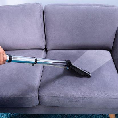 Profesionální čištění koberců a sedacích souprav