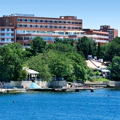 Chorvatsko - Poreč na 6-12 dnů, all inclusive
