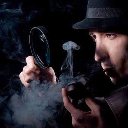 Detektivní hra Vražda v Devonshiru pro 7-12 osob