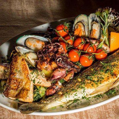 20% sleva na veškerá jídla v balkánské restaurace Singidunum
