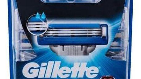 Gillette Mach3 Turbo 12 ks náhradní břit pro muže