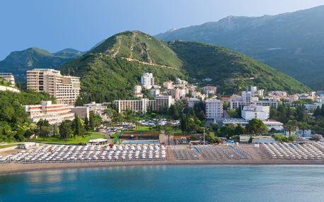 Černá Hora na 4 dny, all inclusive