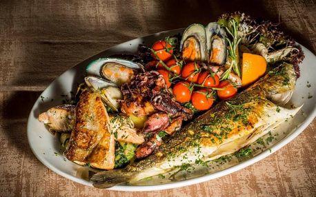 20% sleva na veškerá jídla v balkánské restauraci Singidunum