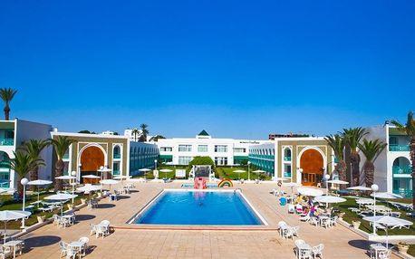 Tunisko - Mahdia letecky na 3-23 dnů, all inclusive