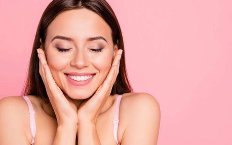 Až 65% sleva na kosmetické ošetření pleti v Salonu Merelin