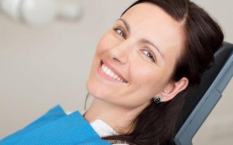 Dokonalý chrup: šetrná a odolná výplň zubu