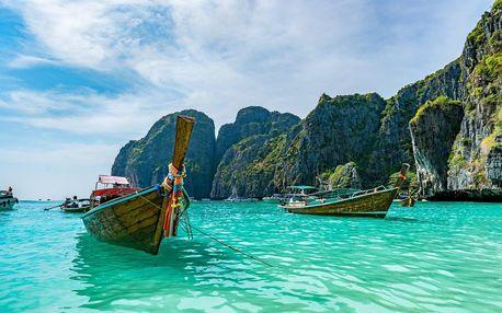 Thajsko letecky na 11 dnů, strava dle programu
