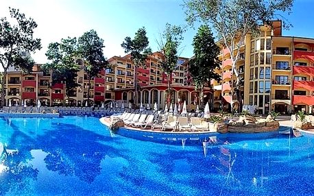 Bulharsko - Zlaté Písky na 8-15 dnů, all inclusive