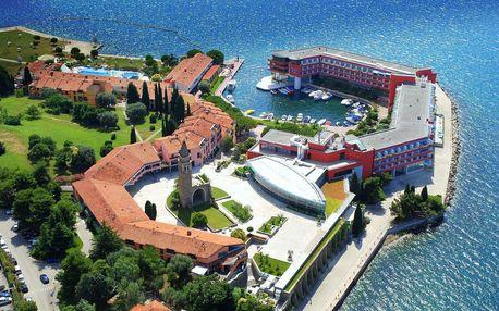 Slovinsko - Piran na 4-8 dnů, polopenze