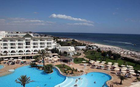 Tunisko - Port El Kantaoui letecky na 3-23 dnů, all inclusive