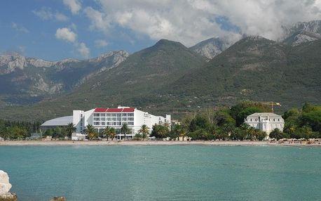 Černá Hora na 4-10 dnů, polopenze