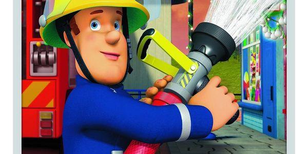 Trefl Puzzle Požárník Sam 10v14